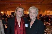 Lydia Ash, left, and Barbara Reinike.