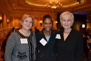 From left, Annalee Ash, Julia Irving and Barbara Reinike.