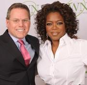 Highest paid CEO, 2012: David Zaslav, Discovery Communications Inc. (pictured here with, well, you know)Total compensation: $52 million