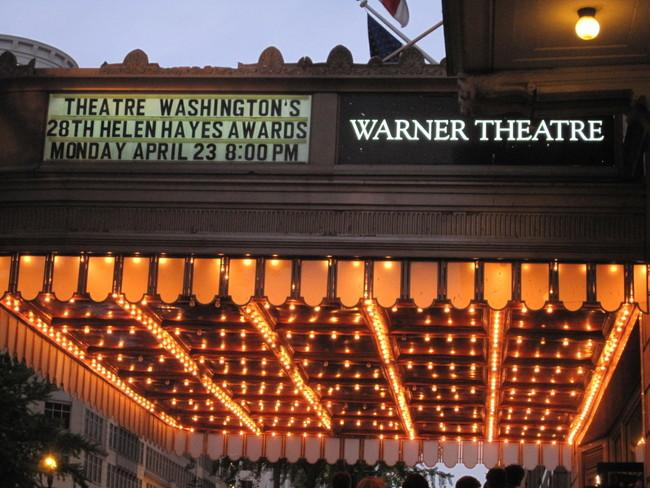 Arts group theatreWashington released stats about area theater attendance, just following the annual Helen Hayes awards.