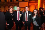 From left, Helen Stefan Moreau, Phil Cooksey, Michael Majoros and Ward Howick, all of The Midtown Group.