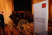 The Wells Fargo & Co. Stagecoach made an appearance.