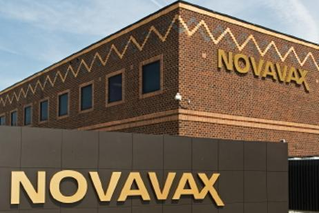 Novavax will lease 74,000 square feet, mostly laboratory and manufacturing space, in Gaithersburg.