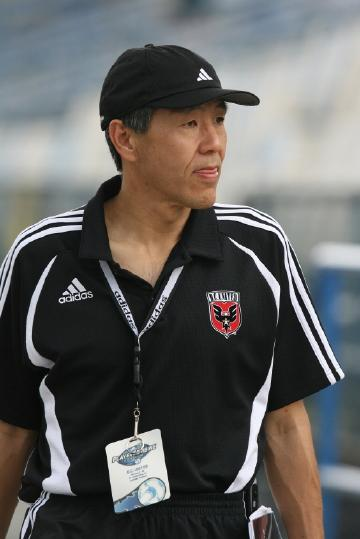 William Chang plans to make an announcement Tuesday regarding new partners in the ownership of D.C. United.