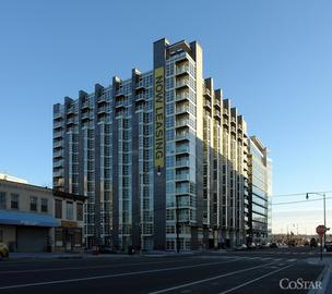 A group of tenants is weighing plans to acquire their Onyx on First apartments in D.C.'s Capitol Riverfront neighborhood.