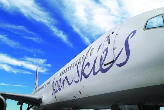 OpenSkies won't be flying from Washington to Paris.