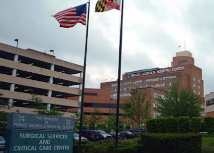 Officials from the University of Maryland Medical System say a public-private coalition can replace dilapidated Prince George's Hospital Center in Cheverly with a roughly 278-bed hospital.