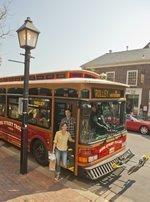 Alexandria launches hybrid trolleys