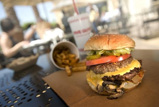 The folks at AOL think Five Guys has the best burger in D.C.