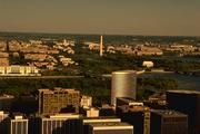 No. 1: Washington, D.C.Average rent for 1 bedroom: $1,736 Average rent for 2 bedrooms: $1,744