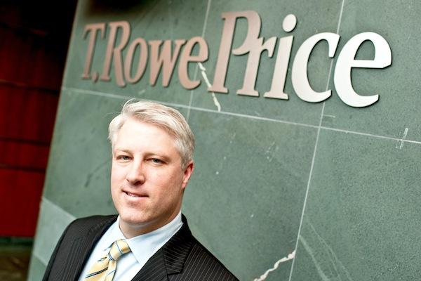 Michael Skinner of T.Rowe Price says a growing number of businesses are enrolling employees in 401(k) plans that automatically make investments based on the worker's age.