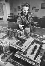 Southwest urban renewal noted for Modernist style
