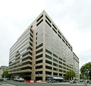 EXAMPLE 1 The Heurich Building  1201 Pennsylvania Ave. NW Size: 442,334 s.f. Owner: Sentinel Real Estate Corp. The situation: Covington & Burling LLP is planning to move to CityCenterDC in June 2014. The law firm is on the hook for 270,000 square feet through 2016 and hopes to sublease that for $29 per square foot — below the building's average rent roll of $35.84 per square foot and well shy of the $59-$63 range building owners are asking for currently vacant space there. Sentinel recently applied for a reduction in D.C. property taxes based on the pending vacancy. The application was denied.