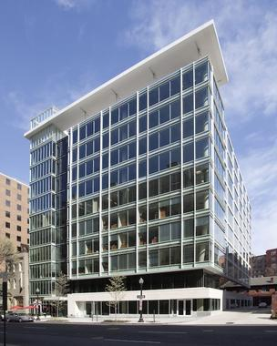 CoStar Group's headquarters at 1331 L. St. NW.