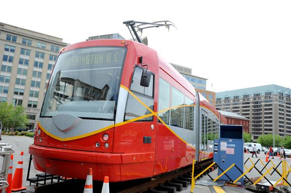 D.C. needs someone to run its streetcars when they hit they rails.