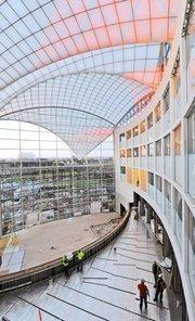 USIP Great Hall-Atrium