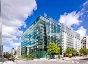 Mayer Brown has found two subtenants to share its ritzy Northwest D.C. digs, now owned by a German investment fund.
