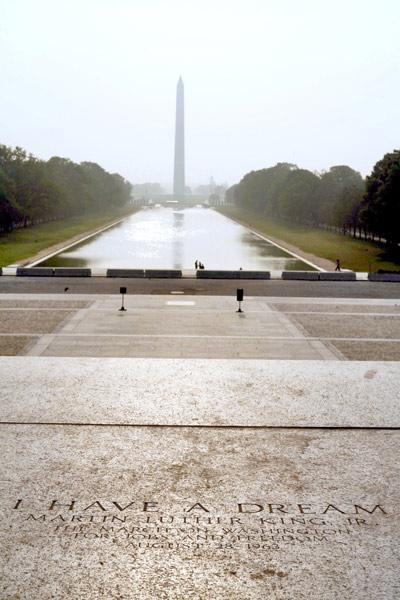 """The National Mall, """"America's front yard,"""" is set to be restored and improved with the help of a recently signed plan."""