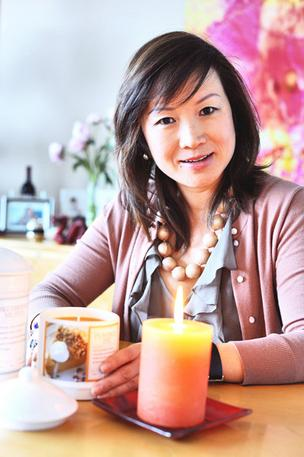 Mei Xu's plans to set up a candle-making plant in Maryland have been hampered by problems with the building.