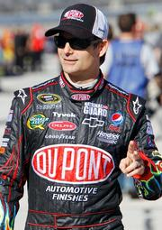 AARP and the AARP Foundation were drawn to NASCAR driver Jeff Gordon's reputation for philanthropy through the Jeff Gordon Children's Foundation.