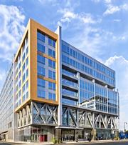 Done deal: 55 M St. SE Seller: MR BP Office No. 1 LLC, an affiliate of MacFarlane Partners Buyer: Hines Global REIT Inc. Size: 267,399 square feet Price: $140.9 million, $426 per square foot Significance: Hines decided to acquire the property because of its stable tenancy, location and the strength of the emerging Capitol Riverfront submarket. The property sold for roughly $28.1 million above its assessed value.