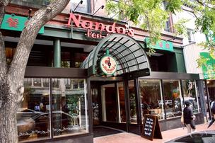 A Nando's Peri-Peri in Washington, D.C.