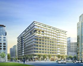 Gould Property Co. has formed a joint venture with Oxford Properties Group to develop 900 New York Ave. NW, a 620,000-square-foot office tower to be built as part of CityCenterDC.