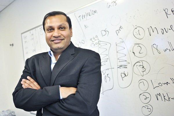 Cvent CEO Reggie Aggarwal
