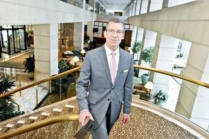 Mark Andrew, general manager of The Fairmont Washington in the West End, said local coffee shops and restaurants could also lose out if per diem rates are changed.