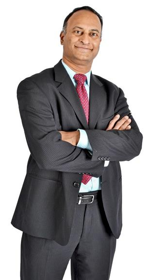 Shashi Bellamkonda takes new job with Bozzuto - Washington Business Journal