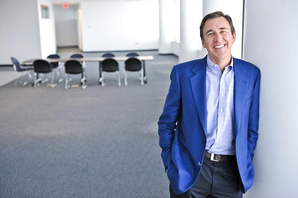David Blair helped bring Catalyst Health Solutions from the brink of collapse in the late 1990s to a $4.4 billion buyout last year. Now armed with $16 million from the buyout, he is diving back into the health provider sector.