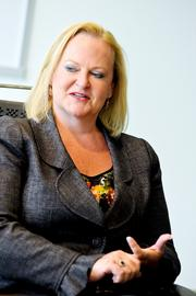 Kristina Bouweiri, CEO, Reston Limousine Service Inc.
