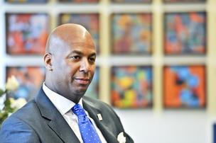 Councilman Michael Brown is battling for re-election amid emerging reports on his personal and campaign finances and driving record.