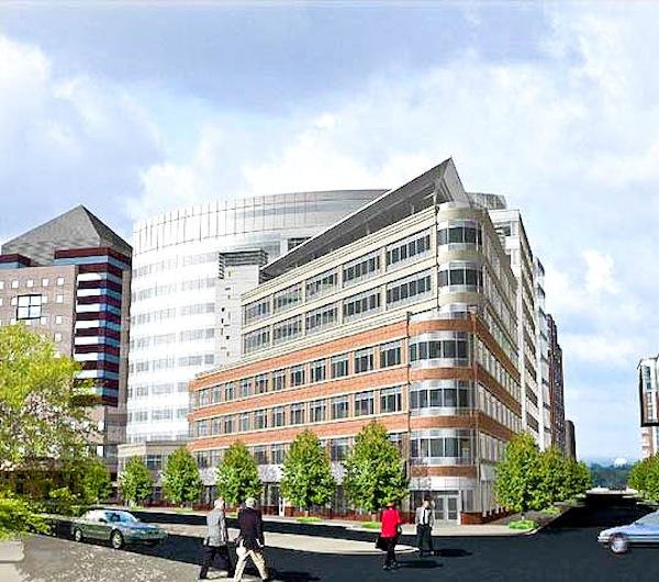 CNA will move to a new 10-story building in Clarendon.