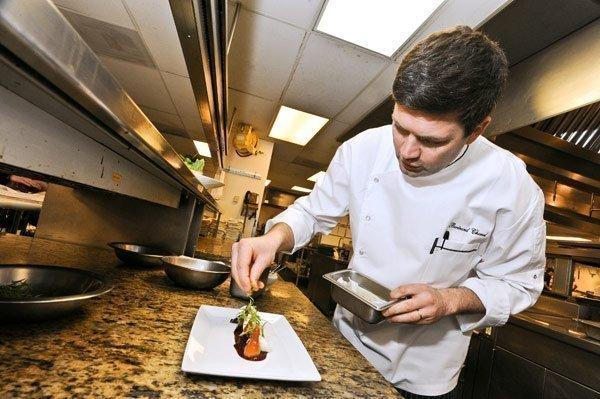 Bertrand Chemel's restaurant will go more casual.