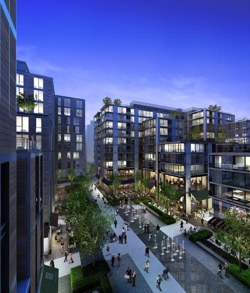 CityCenter is a massive mixed-use project planned for 10 acres between New York Avenue and H, Ninth and 11th streets NW.