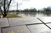 The Trust for the National Mall is holding a design competition focusing on three areas, including Constitution Gardens.