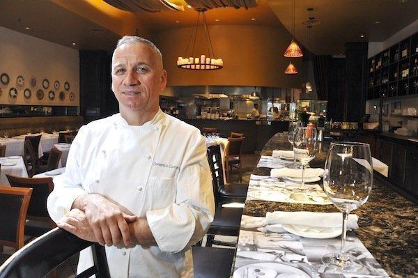 Domenico Cornacchia ofAssaggi Mozzarella Baris one of many local chefs leading tours to other countries. Amy Brandwein is the latest.