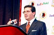 No. 12: Daniel Snyder buys the Washington Redskins (May 25, 1999)Daniel Snyder rooted for the Washington Redskins as a boy growing up in  Montgomery County. NFL owners approved his 1999 bid to buy the team in a  unanimous 31-0 vote.