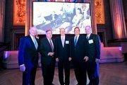 White House chiefs of staff, from left, Jim Jones, John Sununu, Josh Bolten, Ken Duberstein and Jack Watson.