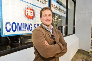 Fuel Pizza broker Jeff Edelstein of Roadside Development.