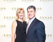 Mayflower General Manager John Montano, with his wife Lynn.