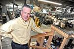 Sveconway's Bobby Firestein must find new revenue streams to keep his printing business alive