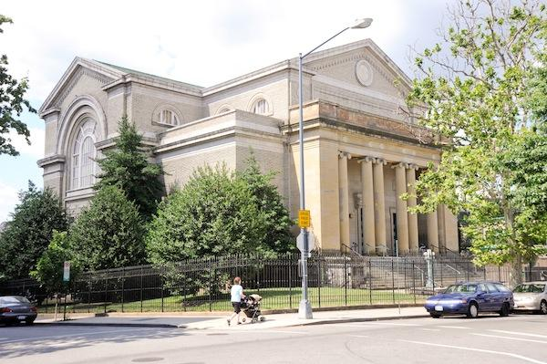 The hotel would be located on the site of the nearly century-old First Church of Christ, Scientist, at Euclid and Champlain streets NW. Sydell Group properties vary in design but feature modern amenities.