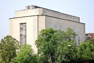 The pending auction of Georgetown's West Heating Plant has drawn plenty of interest, but at least one potential bidder has fears about how its historic nature could impede future renovation efforts.