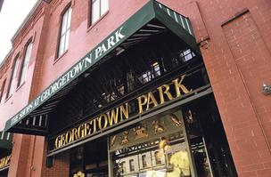 Expiring leases at The Shops at Georgetown Park could leave space available for a change in the mix of stores at the M Street NW complex.