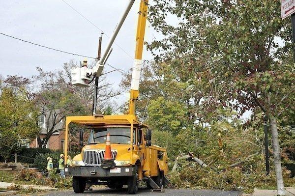 Hurricane Sandy caused devastation across the Northeast.