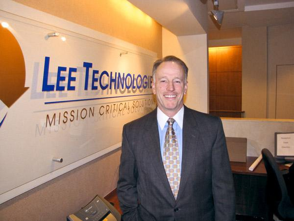 Lee Technologies was bought by a large French company — but CEO John Lee will remain its chief, and the company will stay in Fairfax.
