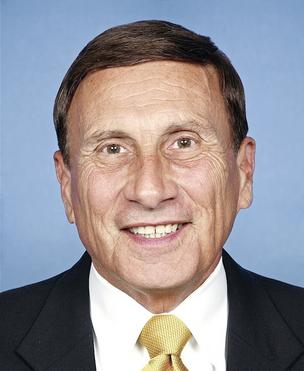 Rep. John Mica, R-Fla., is hoping to find a solution to the federal government's real estate problems.