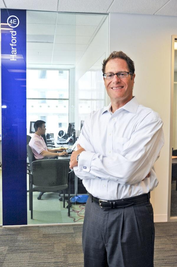 David Kessler, co-managing principal of Reznick Group in Bethesda, says his firm is merging with New Jersey-based J.H. Cohn to expand beyond its real estate specialty.